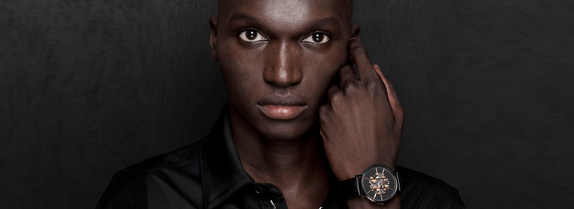 Montres et accessoires au Sénégal
